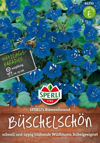 Glockenblumen Büschelschön SPERLI's Bienenfreund