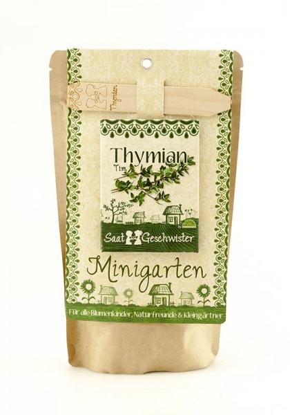 Minigarten Thymian