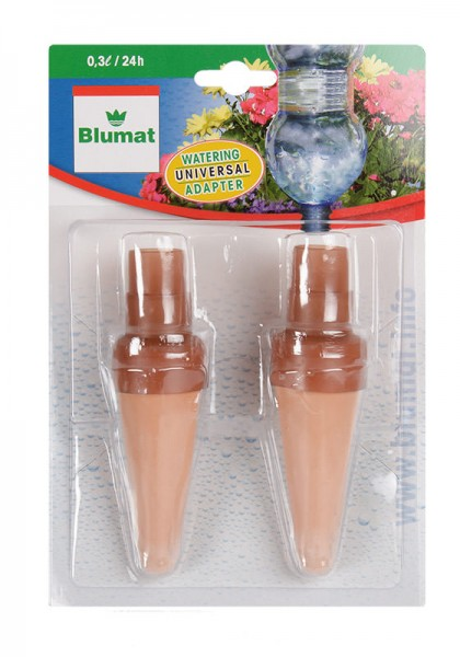 Blumat Flaschenadapter XL 2er-Set