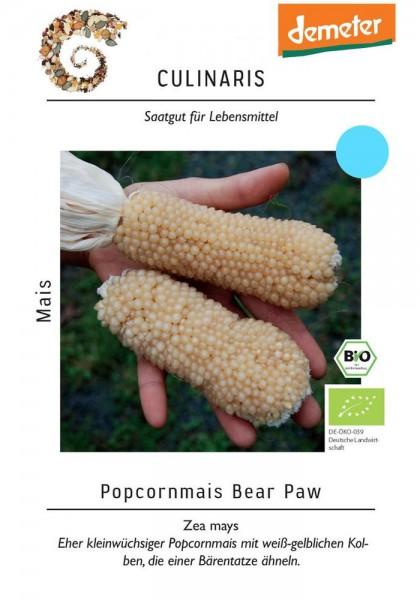 Popcornmais Bear Paw