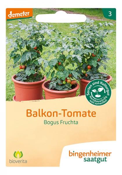 Balkontomate Bogus Fruchta