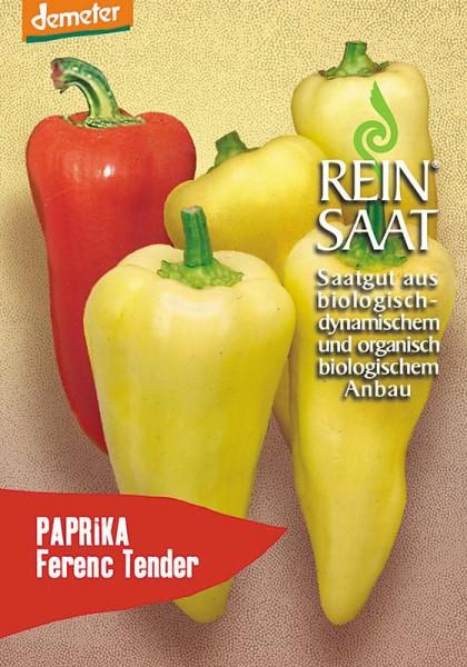 Paprika Ferenc Tender