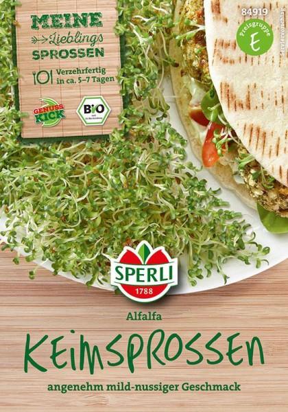 Bio-Keimsprossen Alfalfa
