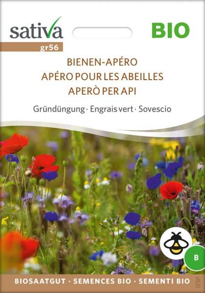 Gründüngung Bienen-Apéro