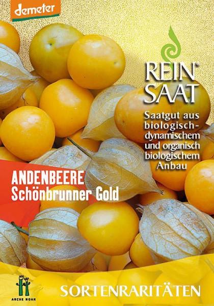 Andenbeere Schönbrunner Gold