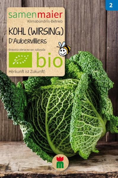 BIO Kohl (Wirsing), D'Aubervilliers