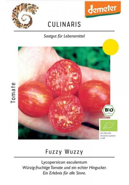 Buschtomate Fuzzy Wuzzy