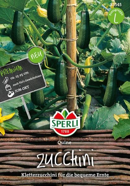 Zucchini Quine