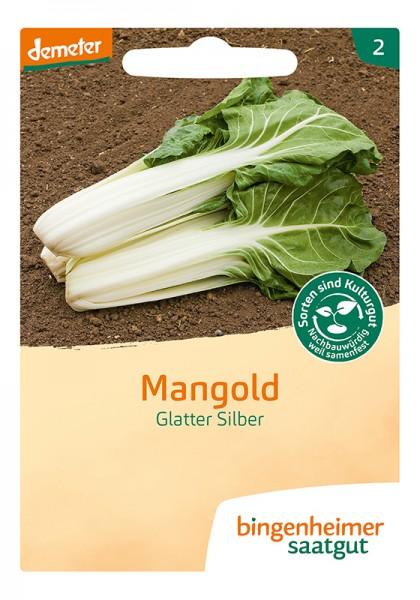 Mangold Glatter Silber