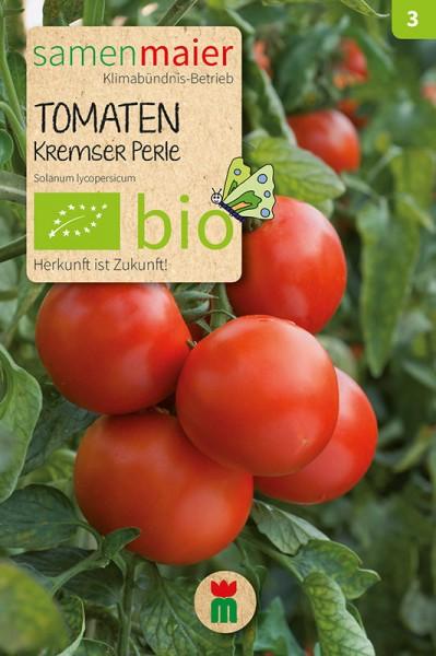 BIO Tomaten, Kremser Perle