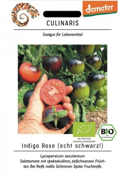 Salattomate Indigo Rose