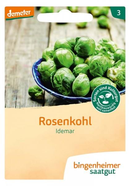 Rosenkohl Idemar
