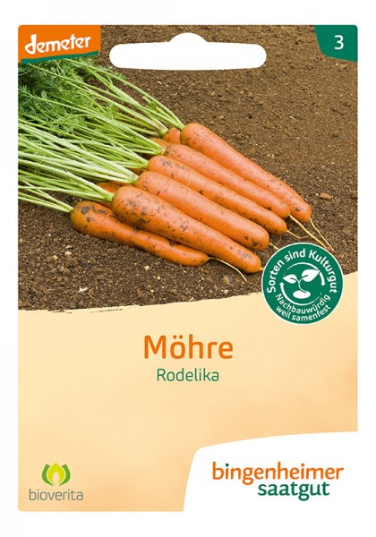 Möhre Rodelika