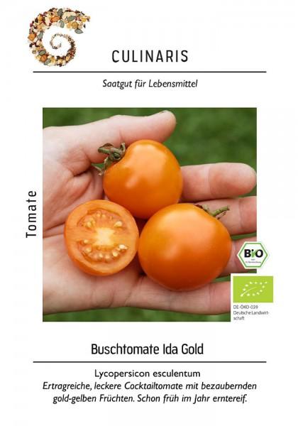 Buschtomate Ida Gold