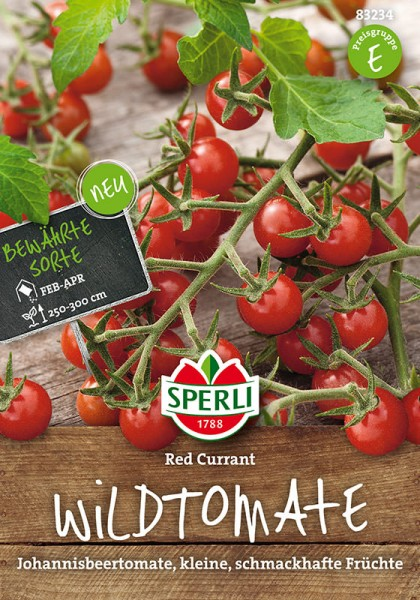 Wildtomate Red Curraut