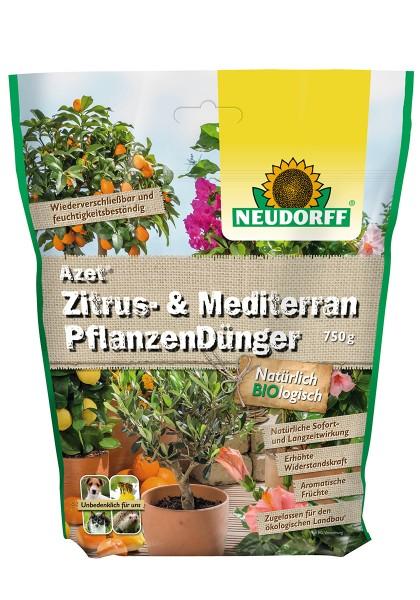 Azet Zitrus- und Mediterranpflanzen Dünger